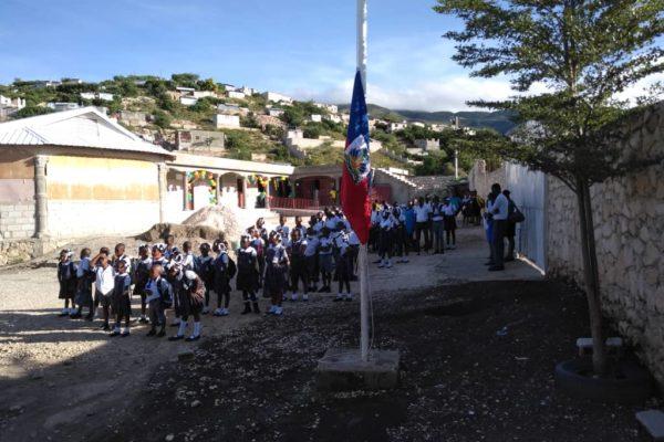 ICMDS School in Haiti